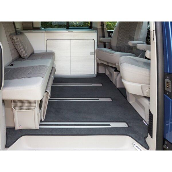 Tappetino passeggero per VW t6 Multivan 1 PORTA SCORREVOLE