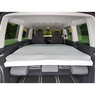 iXTEND lenzuolo con angoli per iXTEND Single-Jersey VW T5/T6 Multivan Beach